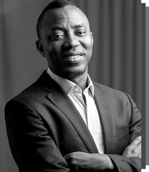 Omoyele Sowore Portrait
