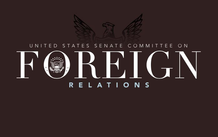United States Senate Committee on Foreign Relations Logo